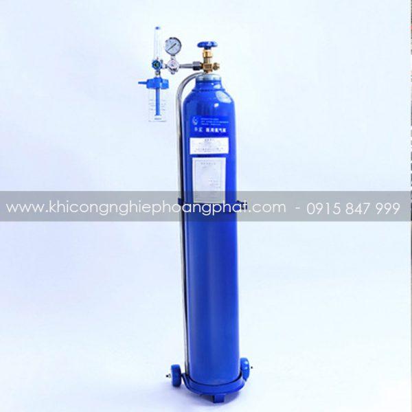 Bình Oxy y tế 14 lit