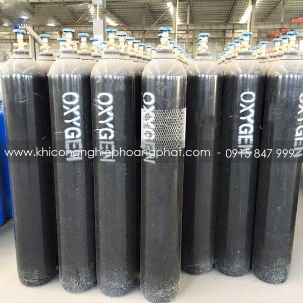 Bình Oxy cho cá 40 Lít