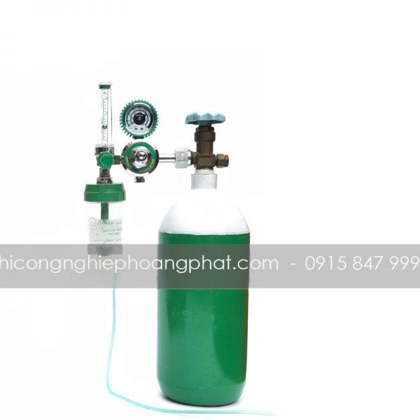 Binh Oxy 3 lít