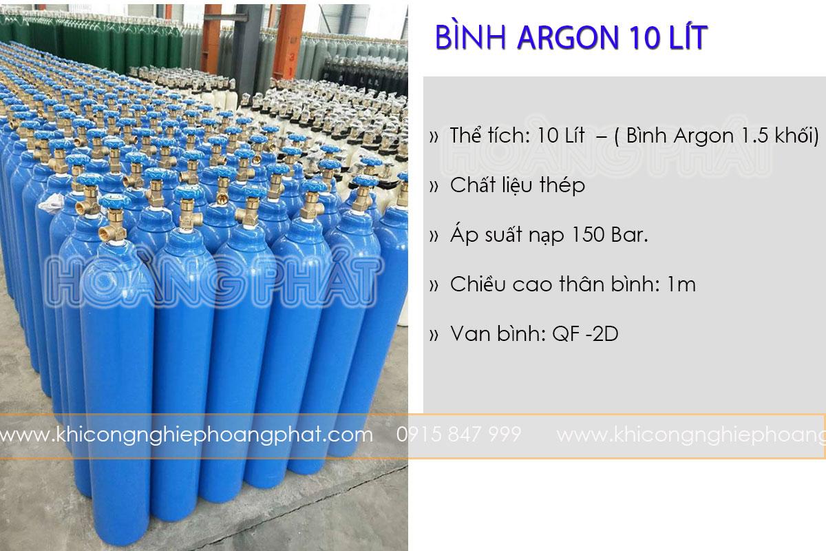 Bình-khí-Argon-10-Lít