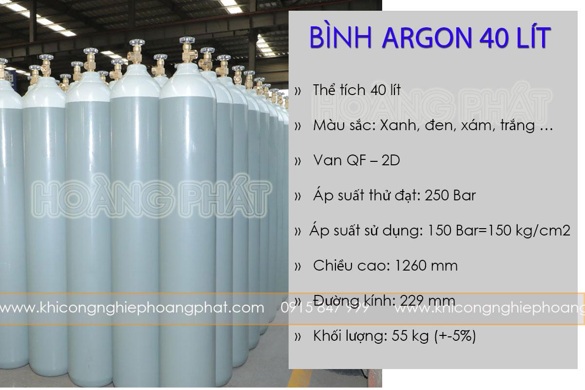 Bình-khí-Argon-40-Lít