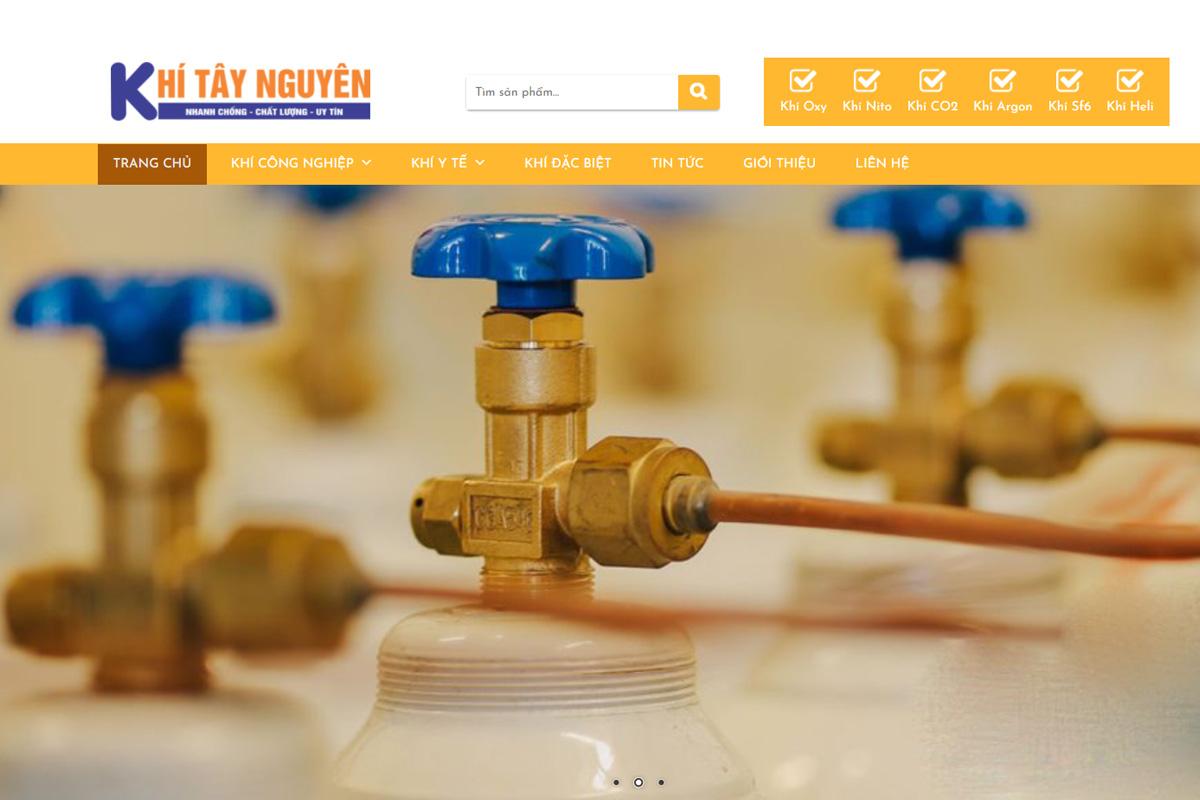 Địa chri cung cấp khí Oyx chất lượng và uy tín