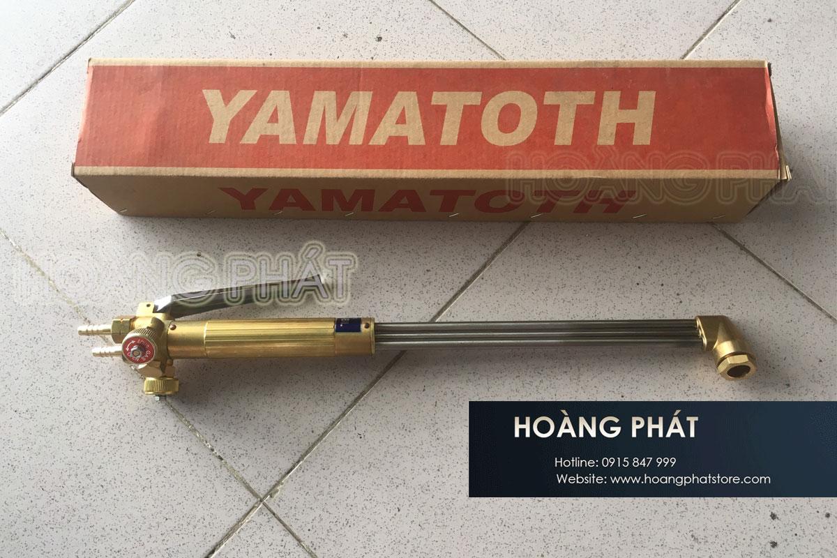 Đèn cắt gió đá Yamato