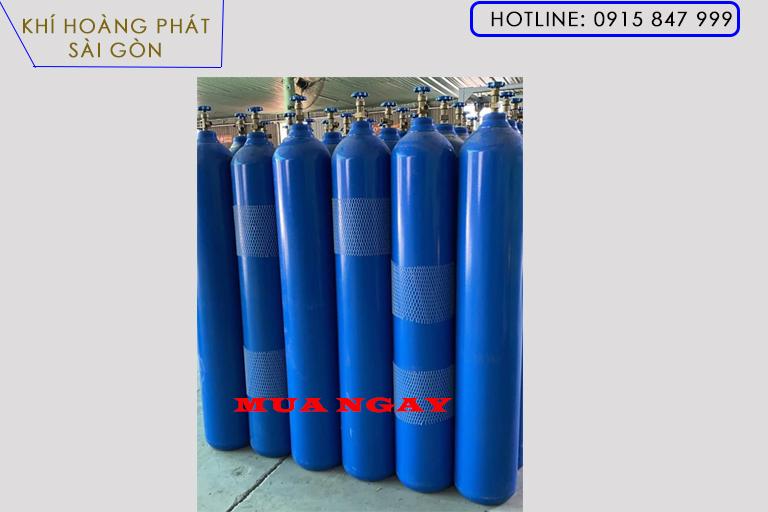 Bình Oxy thở 40 Lít